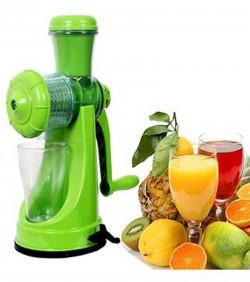 Manual Hand Juicer - Green