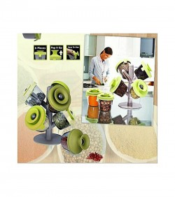 Pop Up Spice Rack-6 PCs Set