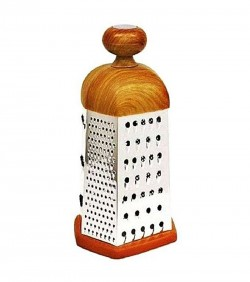 6 side Vegetable Grater - Silver