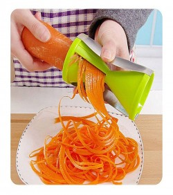 Vegetable Spiral Slicer - multi colour