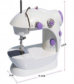 lectric Sewing Machine - White