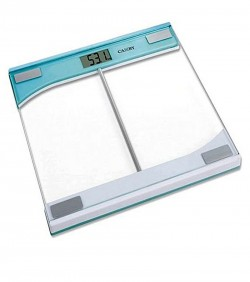 Camry High Quality Digital Weight Scale - Blue