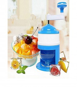 Ice Crusher Snow Maker - Blue
