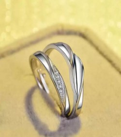 Jewelry Couple Finger Ring