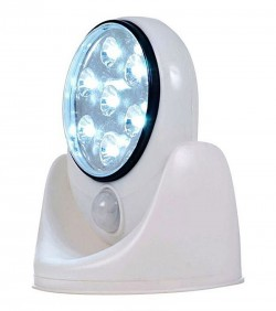 Auto Sensor Motion Detector Light