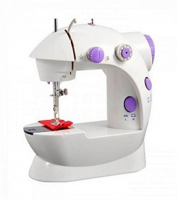 Electric Sewing Machine - White