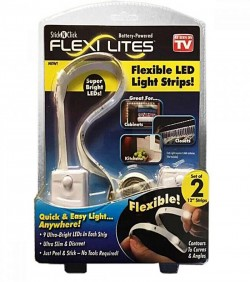 Flexible LED Light - 2 Strips