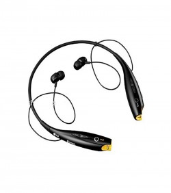 HV-800 Bluetooth Earphone - Black