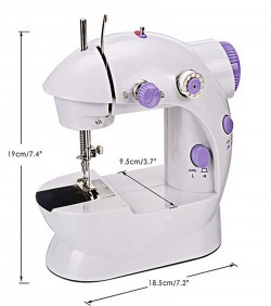8 in 1 electric sewing machine