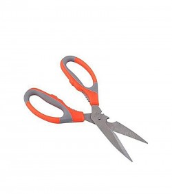 Stainless Steel Scissors - Orange