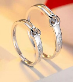 Exclusive Jewelry Couple Finger Ring