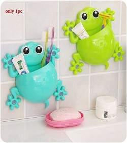 Cup Toothbrush Holder Rack Box