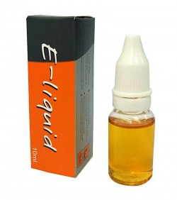 Electronic Cigarette Liquid Flavour