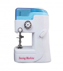 2 in 1 Sewing Machine - White