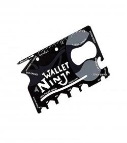 Wallet Ninja Wallet Ninja - 18 in 1 Multi tool