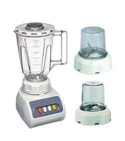 3-IN-1 blender with grinder