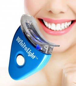 White Light Teeth Whitening System Device - Blue