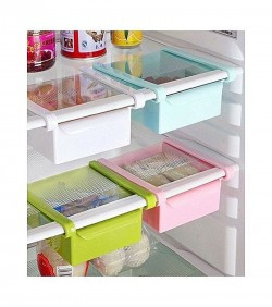Refrigerator Storage Boxes - Multi Color