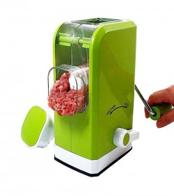 Professional Meat Grinder - Green
