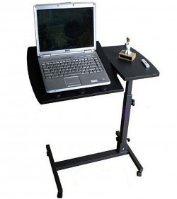 Laptop Table - Black