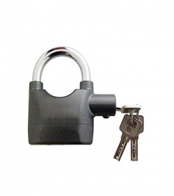 Security Alarm Lock - Black