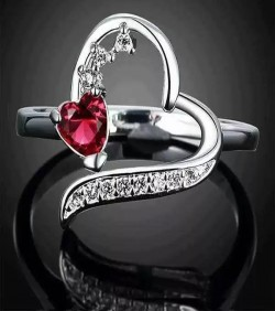 Feeling Of LOVE Ring for women