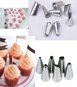 Cake Decoration Tools