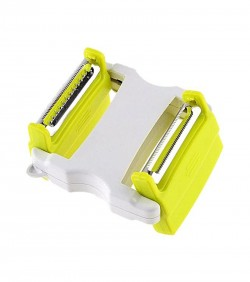 2 in 1 Pocket Peeler & Shredder