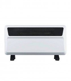 Electric Room Heater - 2000W - Black and White