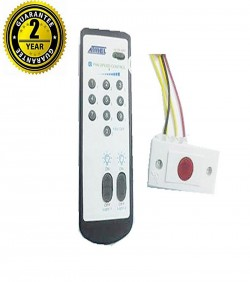 Remote Control Electric Switch white