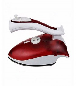 Sokany Travel Iron - White and Red