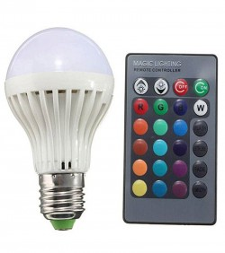 changeing led light remote control 10W