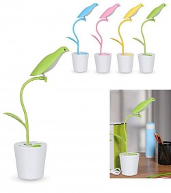 Rechargeable LED USB Table Desk Lamp