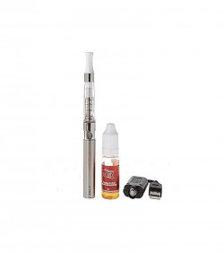 Electric Cigarate With Flavor - Silver