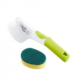 Kitchen Cleaning Brush - Multicolor