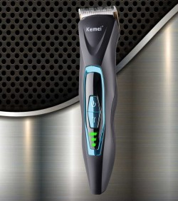 Kemei Waterproof Electric Trimmer & Hair Clipper -KM4003