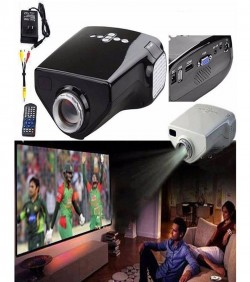 LED Multimedia Projector 50 Lumens- 2536