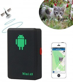 GPS Traker and Mini A8 Voice Tracking Device