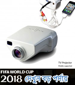 Dolphin TV Projector 120