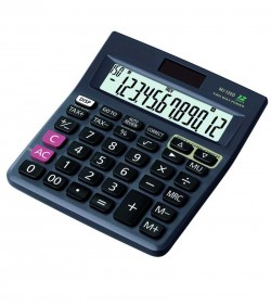 MJ-120T-W Electronic Two way Power Calculator (Black)