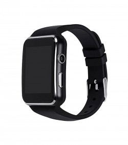 X6 Bluetooth Smart Watch - Black