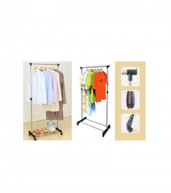 Telescopic Hanging Rack -2pc