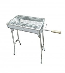 Portable Folding Stainless Steel BBQ kt1070