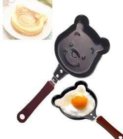 Egg Fry pan Smile bear KT 509