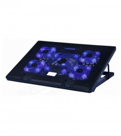 Laptop Cooler Pad - Black