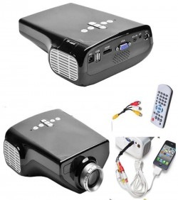 BRAND NEW MINI LED PROJECTOR - 2589