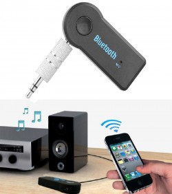 Wireless Car Bluetooth Receiver Adapter