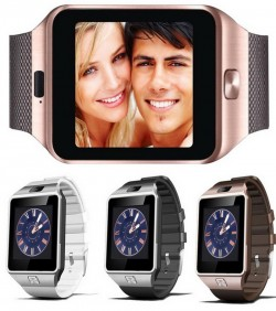 Men Bluetooth Electronics SIM Card Watch