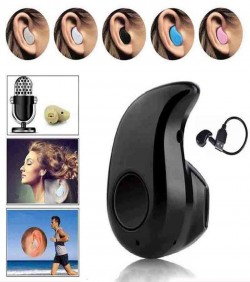 New Mini Wireless In Ear Headset Earphone - 3505