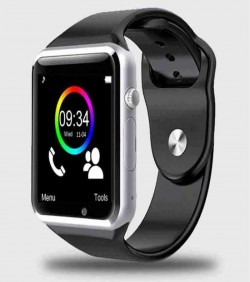 Apple Shape Smart Watch(sim supported) - 1903